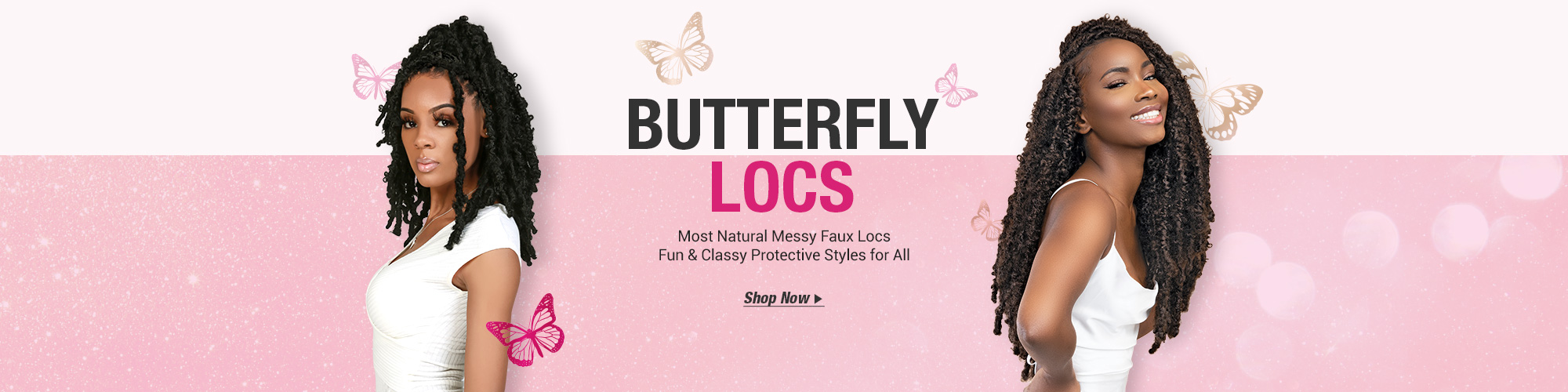 BUTTERFLY LOCS